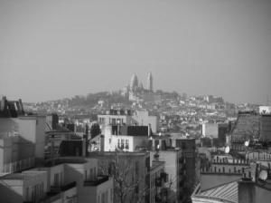 Buttes Bergeyre Paris