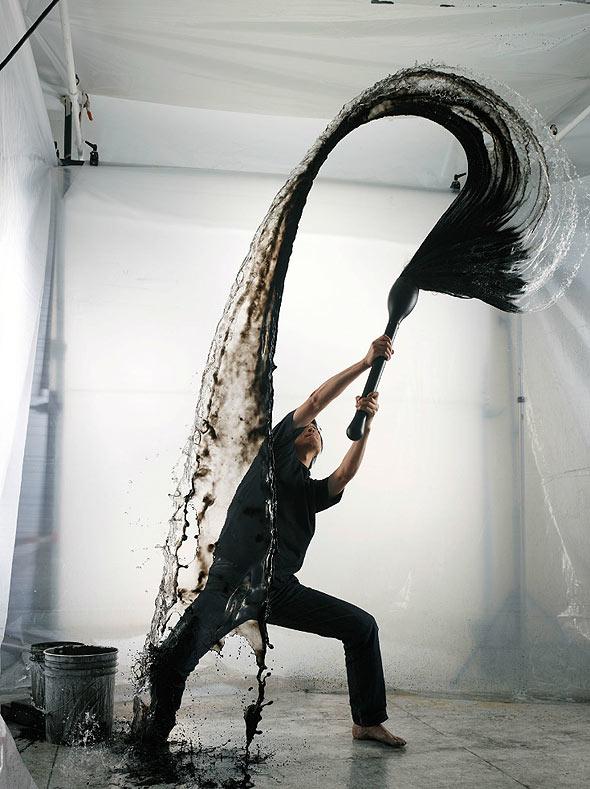 les sculptures liquides de shinichi maruyama art capv. Black Bedroom Furniture Sets. Home Design Ideas