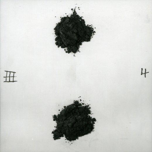 Dues piles de terra, 2001