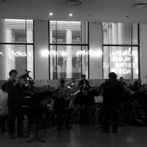 mam - musee d'art moderne - paris - nuit des musees - orchestre jazz