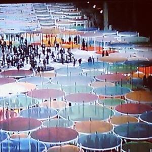 monumenta 2012, grand palais, paris, nuit des musées, vue ensemble