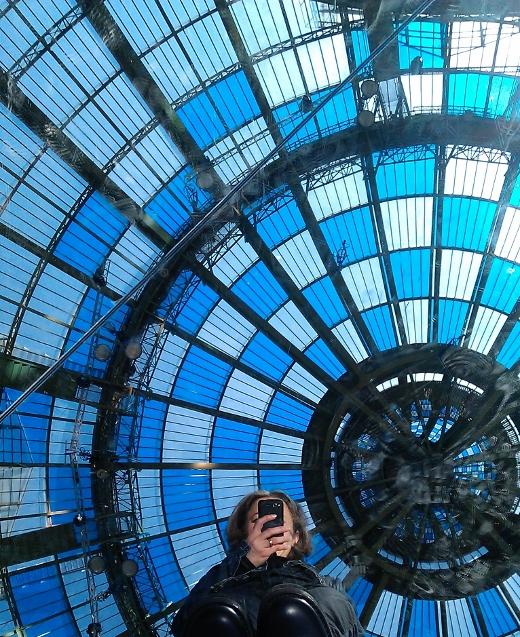 monumenta 2012 daniel buren - miroirs