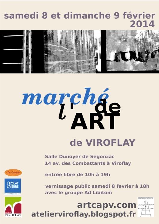 CAPV Marche art 2014 affiche A4